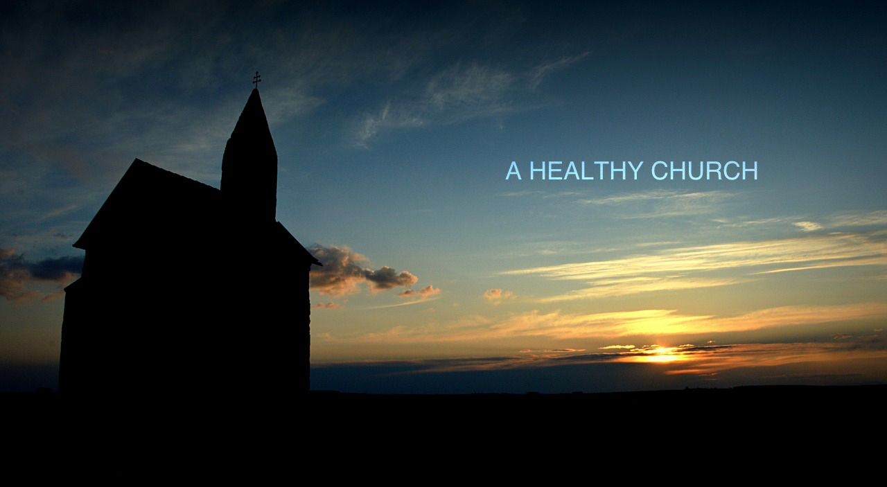 No Potato Chips: What Makes a Church Healthy? Part 2