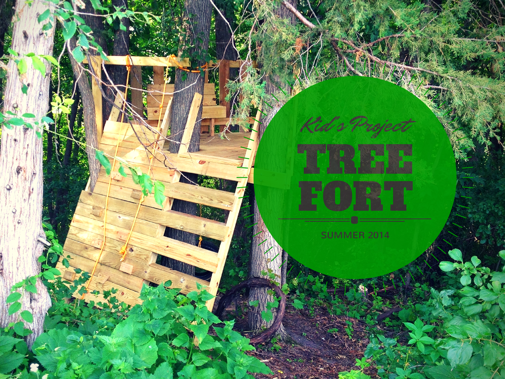 Tree Fort of Awesomeness