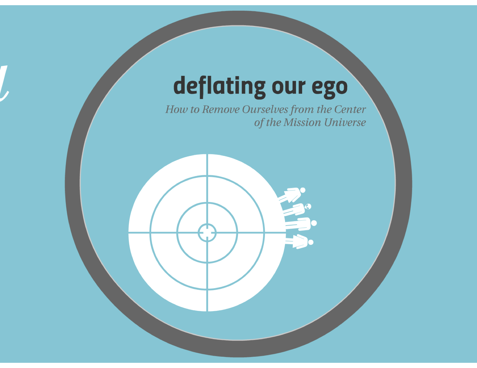 Deflating Our Ego